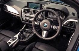 BMW 2 Series Convertible, interior