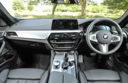 BMW 5-Series Touring, interior