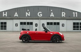 MINI Cooper S Works Convertible, side