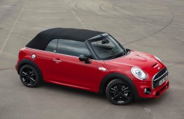 MINI Cooper S Works Convertible, front