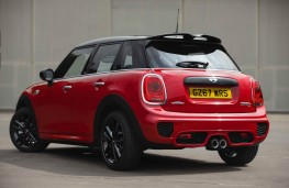 MINI Cooper S Works Convertible, rear
