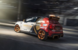 MINI Electric Pacesetter inspired by JCW, 2021, rear