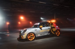 MINI Electric Pacesetter inspired by JCW, 2021, side