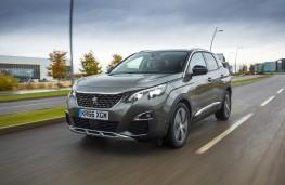 Peugeot 3008, 2017, Allure, front, action