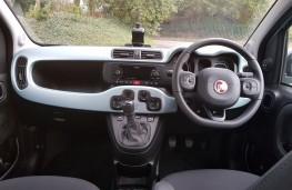 Fiat Panda 1.0 City Cross Hybrid, cabin