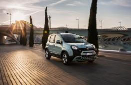 Fiat Panda hybrid, 2020, front