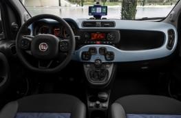 Fiat Panda hybrid, 2020, interior