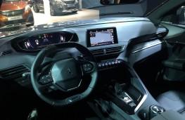 Paris Motor Show 2016, Peugeot 5008, interior