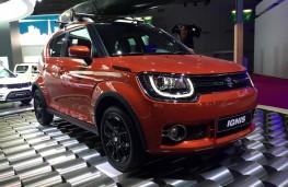 Paris Motor Show 2016, Suzuki Ignis