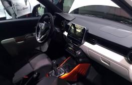 Paris Motor Show 2016, Suzuki Ignis, interior