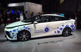 Paris Motor Show 2016, Toyota Mirai