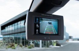 Peugeot Partner, 2019, rear view camera