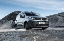 Peugeot Partner, 2019, front