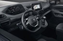 Peugeot Partner, 2019, interior
