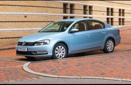 Volkswagen Passat, 2011, front