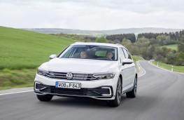 Volkswagen Passat Alltrack GTE, 2019, front