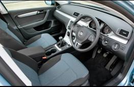 Volkswagen Passat, 2011, interior