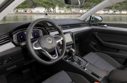 Volkswagen Passat Alltrack GTE, 2019, interior