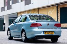 Volkswagen Passat, 2011, rear