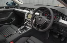 Volkswagen Passat, interior