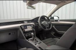 Volkswagen Passat Estate, interior