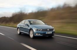 Volkswagen Passat SE Business, 2017, front