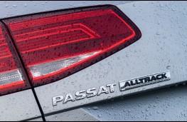 Volkswagen Passat Alltrack, badge