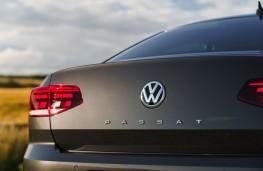 Volkswagen Passat, 2019, badge