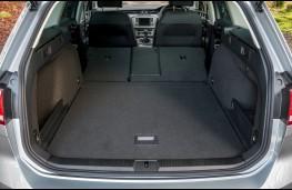 Volkswagen Passat Alltrack, boot