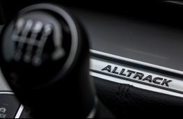 Volkswagen Passat Alltrack, gear lever