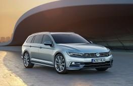 Volkswagen Passat Estate R-Line, 2018