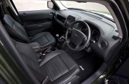 Jeep Patriot, 2009, interior
