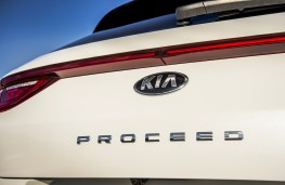 Kia ProCeed GT, 2019, badge