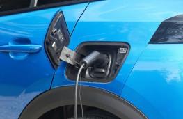 Peugeot e-208, 2021, charging