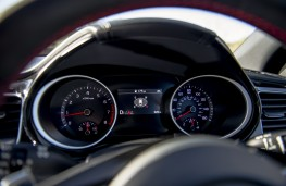 Kia ProCeed GT, 2019, instrument panel