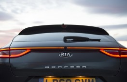 Kia ProCeed, 2019, tail