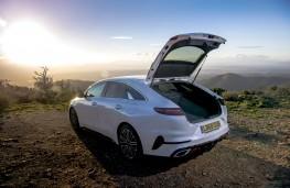 Kia ProCeed GT, 2019, tailgate