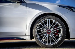 Kia ProCeed GT, 2019, wheels