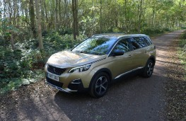 Peugeot 5008, front static 3