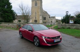 Peugeot 508, front static 2