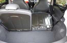 Peugeot 108 GT Line, boot