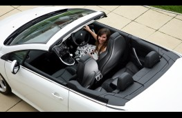 Peugeot 308CC topless