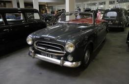 Peugeot 403 convertible, 1959