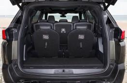 Peugeot 5008 SUV, boot