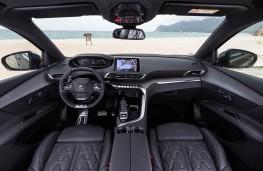 Peugeot 5008 SUV, dashboard