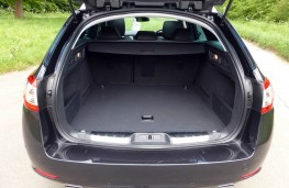 Peugeot 508 SW, boot