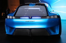 Peugeot Instinct concept 2