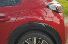 Peugeot 208 1.2 PureTech GT Line, rear wheel