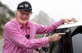 Paddy Hopkirk with MINI Paddy Hopkirk Edition, 2020