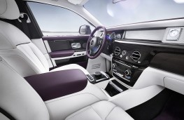 Rolls-Royce Phantom, 2018, interior